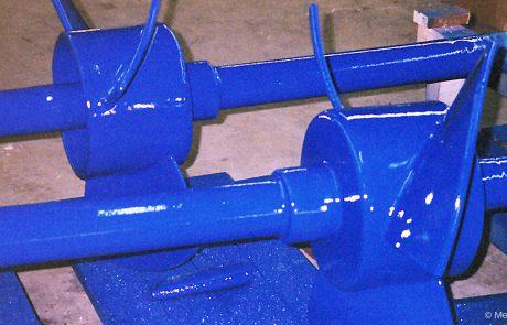 Metaline slijtage bescherming