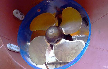 Cavitatie reparatie propulsion